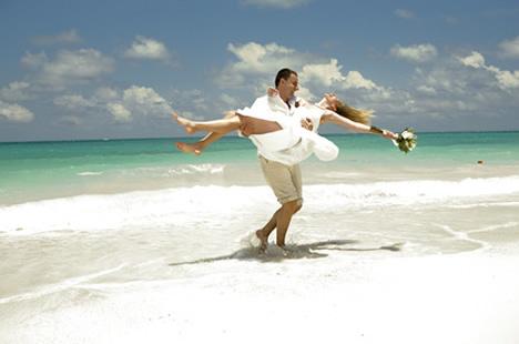 Urlaub zum heiraten